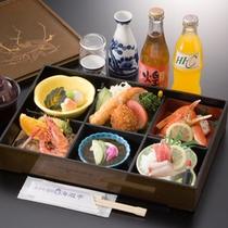【ご昼食】海遊亭弁当