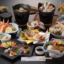 【潮膳】三河湾で獲れた新鮮な海の幸を使った定番の料理です