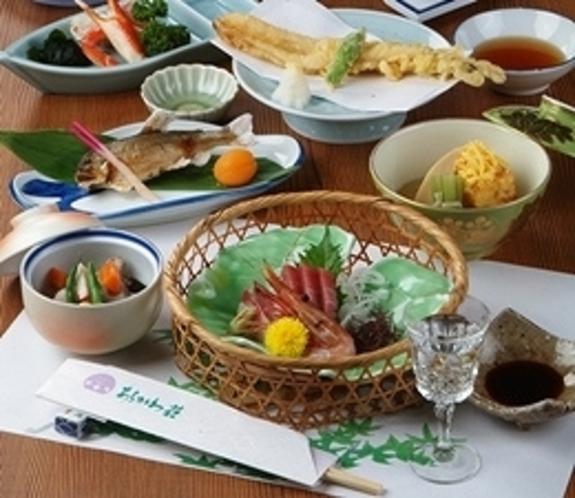 料理例(会席膳)