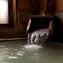 【お風呂】2つの内湯、2つの露天風呂(湖畔源泉)すべて貸切(無料)です♪