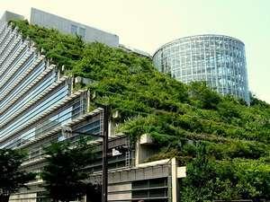 アクロス福岡です。当ホテルより徒歩3分。様々なイベントが行われます。