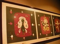 妣田圭子先生の作品