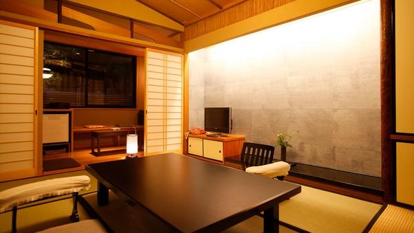 【秀山閣】檜内風呂付和室6畳(禁煙)