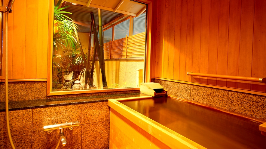 【秀山閣】天然温泉付客室(禁煙)