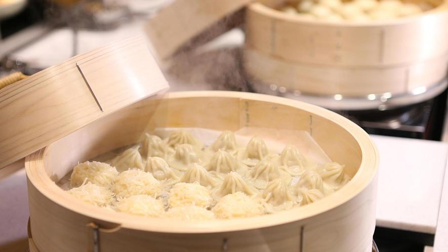 夕食バイキング/中華