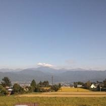当館からの眺め(秋)