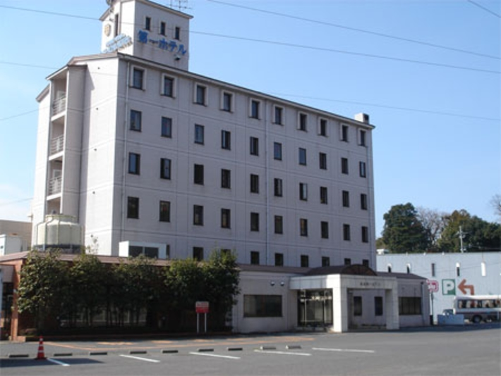 亀山第一ホテル 外観