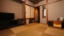 【和室BT付】和モダンなバス・トイレ付きの和室。
