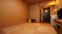 【和室T付】和モダンなトイレ付きの和室。