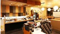 【朝食ビュッフェ】朝食6:00~9:00 レストラン陣笠にてご提供いたします