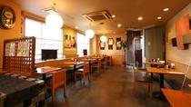 【レストラン陣笠】朝食6:00~9:00 夕食17:00~22:00