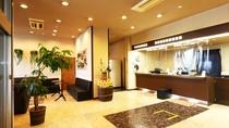 【フロント 】小松グリーンホテルへようこそ