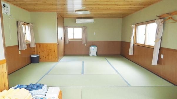 コテージ(和室、シャワー・トイレ付)