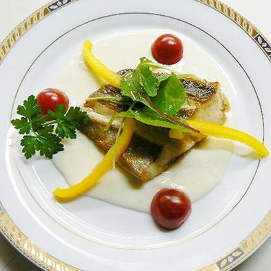 【2食付】夕食は小豆島の恵みいっぱいのプチフレンチコースに舌鼓