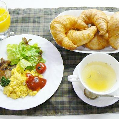 【朝食付】パリッと香ばしい!焼き立てのクロワッサンで迎える小豆島の朝