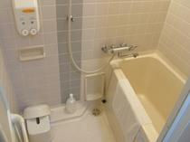 セパレートタイプの浴槽