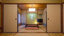 和室(8畳+6畳)1室限りの小さなお子様連れや、グループ旅行にオススメ