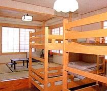 客室例:和・洋室