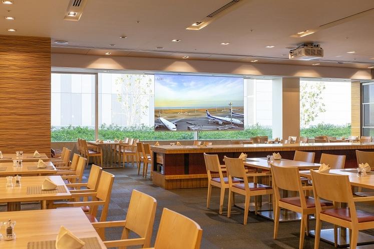 レストラン「フライヤーズテーブル」