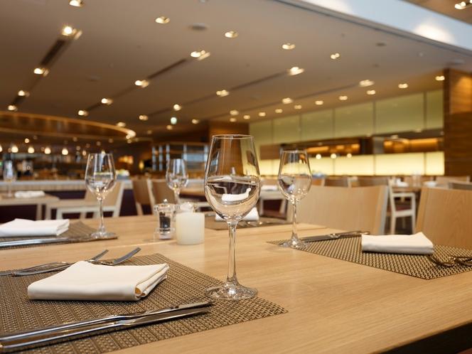 レストラン席3