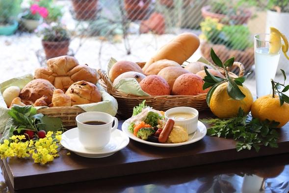 全館禁煙 人気の朝食付プラン こだわりの朝食で素敵な1日の始まりを☆