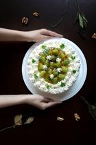 併設のカフェルグラン 自家製ケーキ
