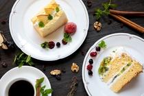 カフェルグラン 自家製ケーキ