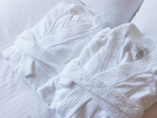 ≪女性限定≫DXルームで過ごす最大24時間STAY(素泊り)アメニティ・フレーバーティー・バスローブ
