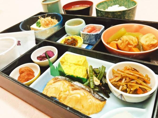 [朝食セットメニュー]和食一例 レストランスピカAM7:00~10:00