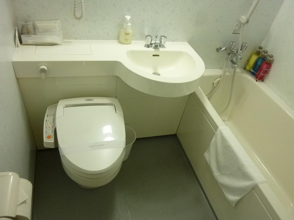 客室バスルーム(2)