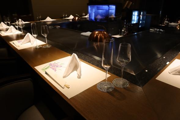 【ホテル一畑プレミアム鉄板料理◆大人気の鉄板にしまね和牛が登場です☆】鉄板焼◆1泊2食付