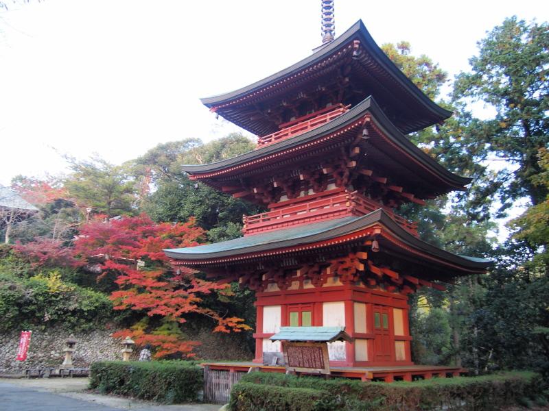 遠州三山「油山寺」(車で10分)