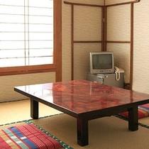 本館和室6畳の一例