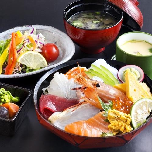 ランチメニュー/海鮮丼