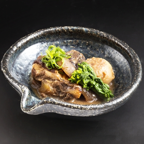 夕食メニュー/豚骨
