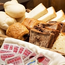 朝食/和洋バイキング/パンコーナー