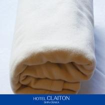 【無料貸出】毛布