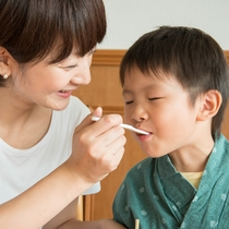 *【ファミリー】パパ、ママといっしょに浴衣でお食事(イメージ)