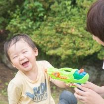 *【ファミリー】親子で遊べる庭園(イメージ)