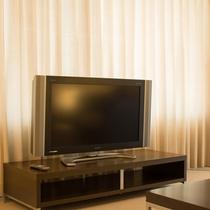 *【スイートルーム】37インチの液晶テレビはこのお部屋だけ!