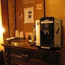 本格エスプレッソコーヒーサービス