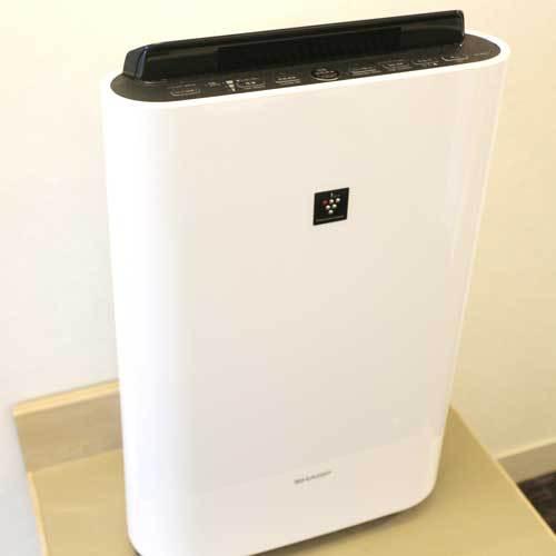 加湿空気清浄機(プラズマクラスター搭載)