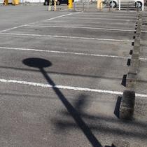 駐車場(最大普通車200台収容可能 先着順となっております。)