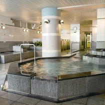姉妹館ラグーン大浴場(女湯)マリックスにご宿泊の方は無料でご利用いただけます。