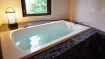 ハミルトンスイートの浴室