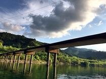 四万十川沈下橋