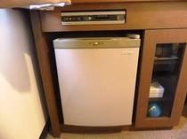 小型冷蔵庫(空)