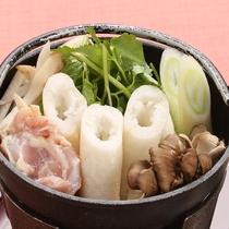 きりたんぽ鍋(イメージ)