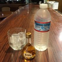 ウィスキー・ミニボトル付きほろ酔いプラン