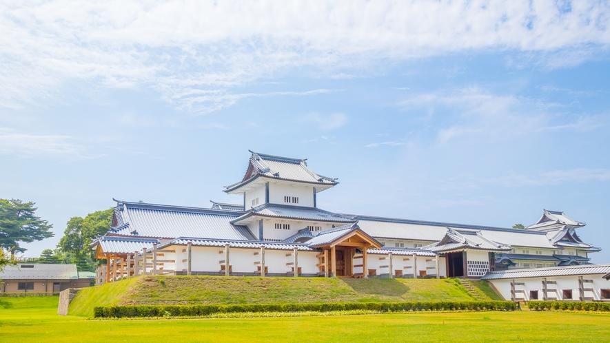 【春】金沢城  金沢城公園まで徒歩3分の好立地